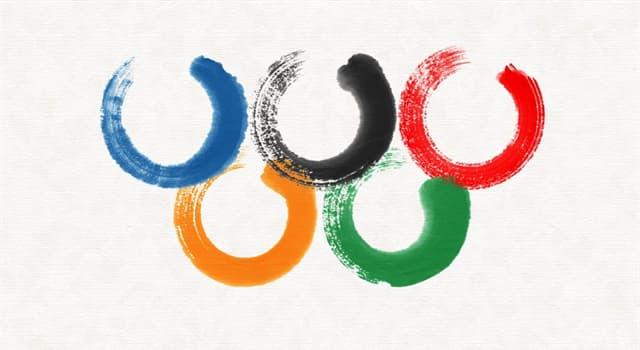 Спорт Запитання-цікавинка: У якому виді спорту Росія завоювала першу олімпійську золоту медаль?