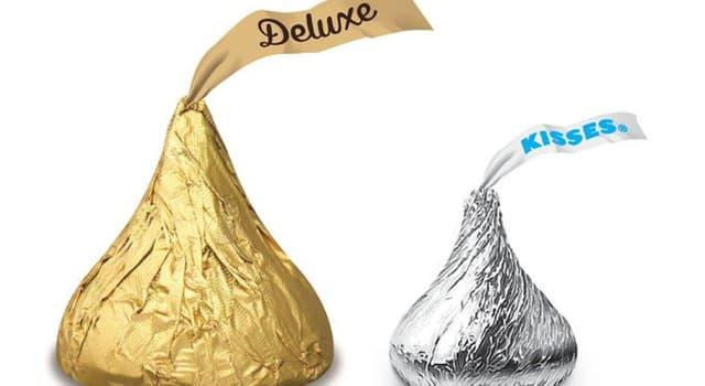 Kultura Pytanie-Ciekawostka: Jak nazywa się mały papierowy pasek wystający z górnej części pocałunków Hershey?