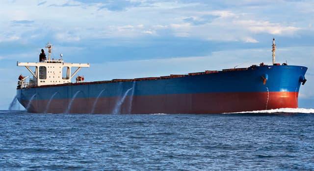 społeczeństwo Pytanie-Ciekawostka: Jak nazywa się element wykorzystywany do zapełnienia stabilności statkom na wodzie?