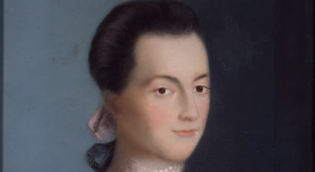 historia Pytanie-Ciekawostka: Jakiego zdania była Abigail Adams odnośnie niewolnictwa w XVIII wieku?