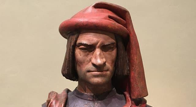 Kultura Pytanie-Ciekawostka: Terakotową figurkę którego włoskiego polityka pokazano na obrazku?