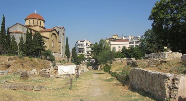 historia Pytanie-Ciekawostka: Kto założył starożytną grecką szkołę znaną jako Akademia?