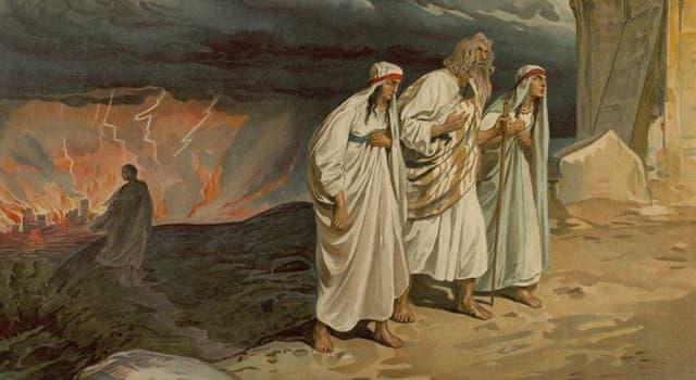 Культура Запитання-цікавинка: За що Бог знищив Содом і Гоморру?