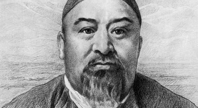 Суспільство Запитання-цікавинка: Чим знаменитий Абай Кунанбаєв?