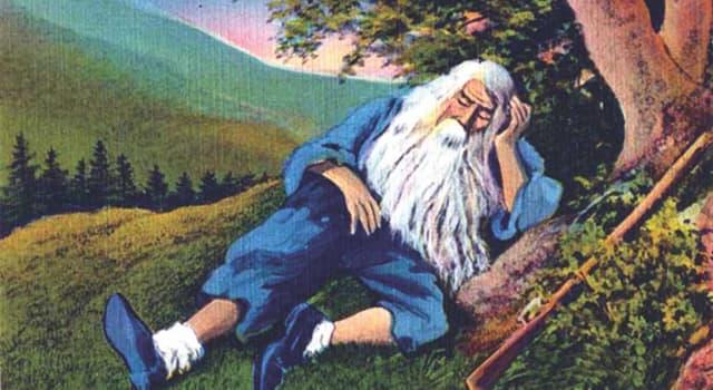 Kultur Wissensfrage: Wie lange schlief Rip Van Winkle?