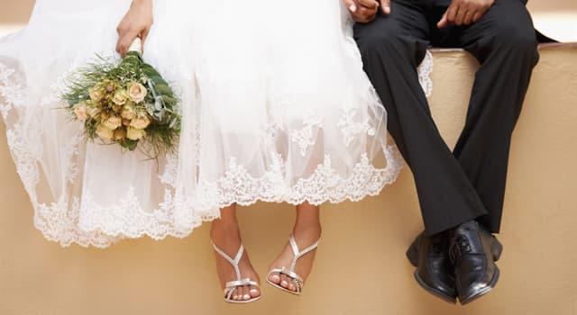Kultur Wissensfrage: Wie nennt man den 100. Jahrestag der Hochzeit?