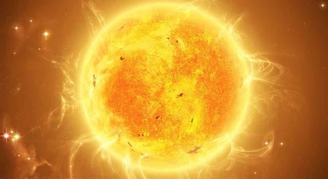 Наука Запитання-цікавинка: Як називається яскрава поверхню Сонця, яку може побачити людське око?