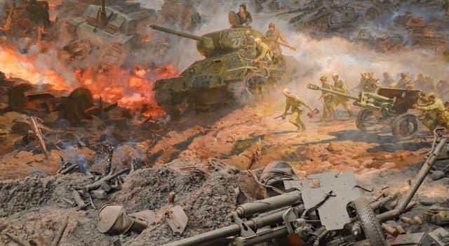 Історія Запитання-цікавинка: Як називалася німецька наступальна операція на Курській дузі?