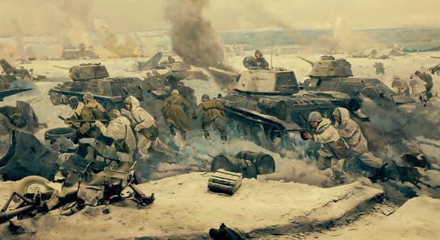 Історія Запитання-цікавинка: Як називалася Сталінградська стратегічна наступальна операція під час Великої Вітчизняної Війни?