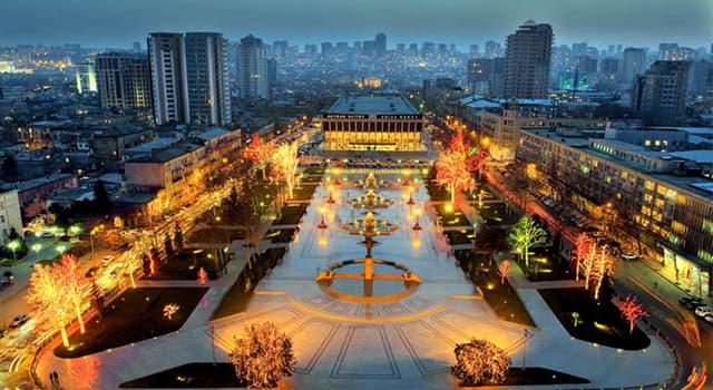 Культура Запитання-цікавинка: Яка валюта в Азербайджані?