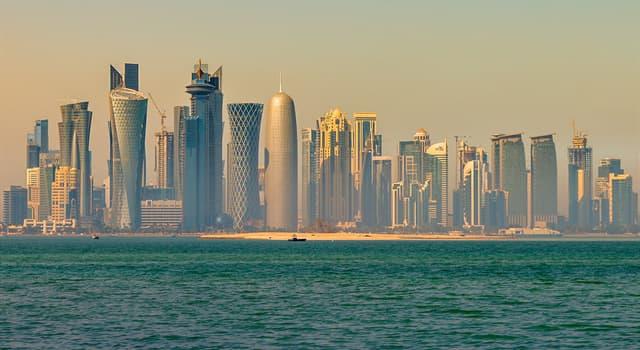 Geographie Wissensfrage: Was ist die Hauptstadt von Katar?