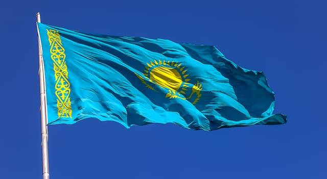 Geographie Wissensfrage: Was ist die Hauptstadt von Kasachstan?