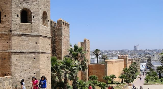 Geography Trivia Question: What is the capital of Morocco?