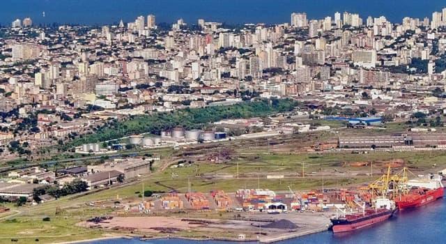 Географія Запитання-цікавинка: Яке місто є столицею Мозамбіку?