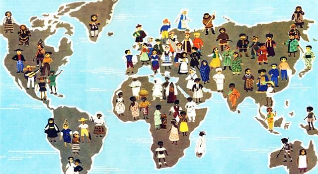 Культура Запитання-цікавинка: Який народ є найбільш нечисленним в світі?