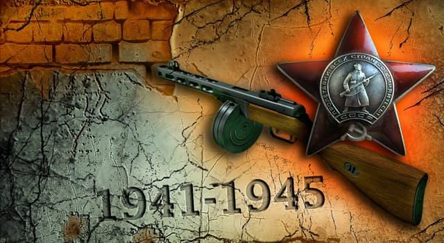 Історія Запитання-цікавинка: Який німецький воєначальник капітулював під Сталінградом під час Великої Вітчизняної Війни?