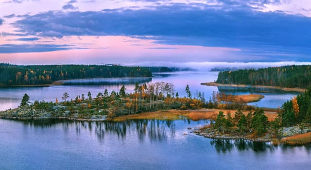 """Історія Запитання-цікавинка: За яким озера проходила """"дорога життя"""" під час Великої Вітчизняної війни?"""