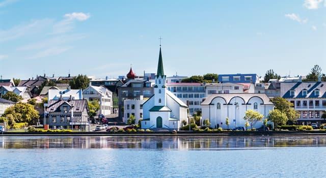 Географія Запитання-цікавинка: З якими країнами по суші межує Ісландія?