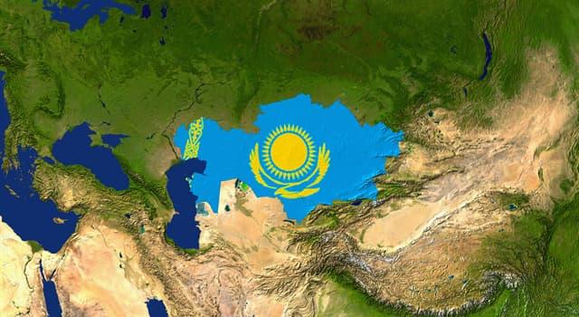 Географія Запитання-цікавинка: Скільки часових поясів в Казахстані?