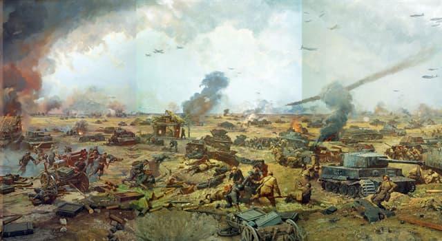 Історія Запитання-цікавинка: Скільки стратегічних операцій включала в себе Курська битва?