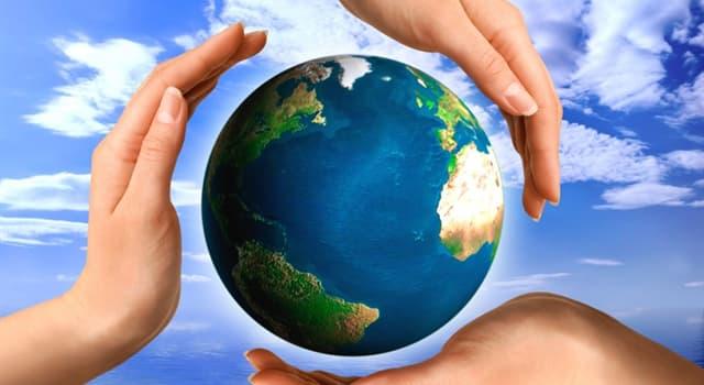 Gesellschaft Wissensfrage: Wann findet der Tag der Erde statt?