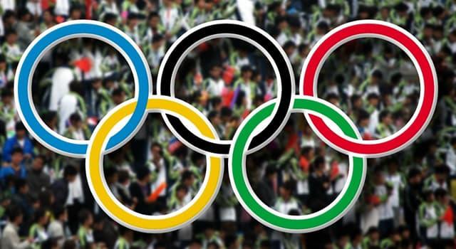 Sport Wissensfrage: Wo fanden die Olympischen Spiele 2004 statt?