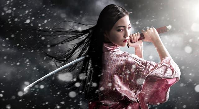Культура Запитання-цікавинка: Що, згідно з кодексом Бусідо, було обов'язком жінки-самурая?