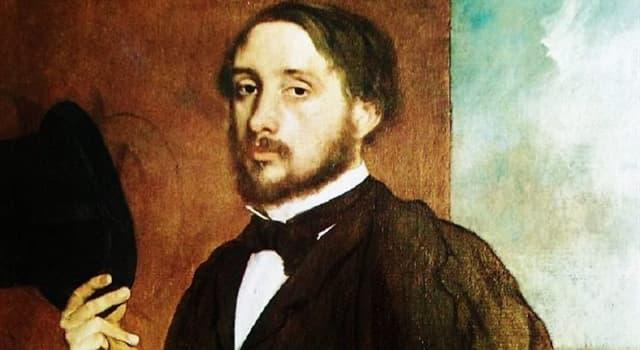 Kultur Wissensfrage: Welche Kunstform stellte Edgar Degas bevorzugt dar?