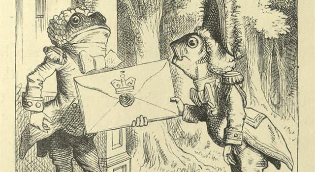 """Kultura Pytanie-Ciekawostka: W którym kraju zakazano książki Lewisa Carrolla """"Alicja w Krainie Czarów""""?"""