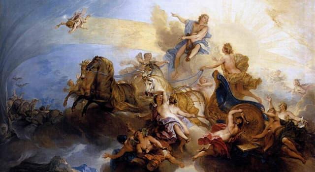 Культура Запитання-цікавинка: Як звуть давньогрецьке міфологічне істота - найм'якшого з вітрів, посланника весни?
