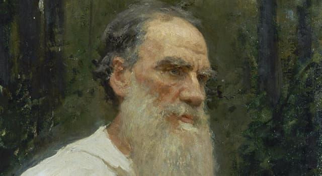 Історія Запитання-цікавинка: Як звали дружину Льва Миколайовича Толстого?