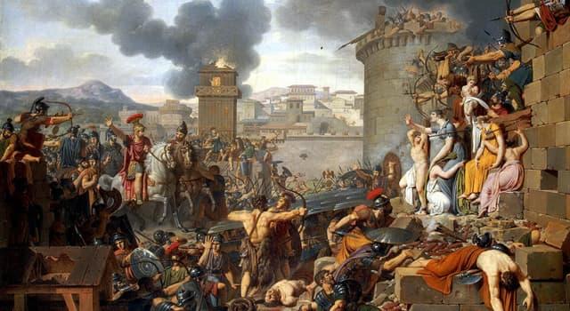 Історія Запитання-цікавинка: Яке з перерахованих повстань було найбільшим в давнину повстанням рабів?