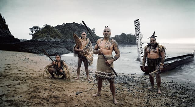 Культура Запитання-цікавинка: Який народ був основним населенням Нової Зеландії до прибуття європейців?