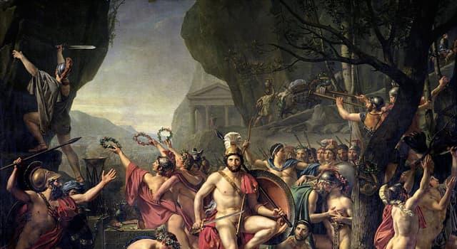 Історія Запитання-цікавинка: Який спартанський цар з роду Агід загинув в Фермопильском битві?