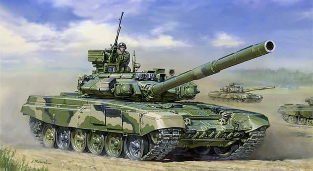 Історія Запитання-цікавинка: Який танк став першим танком радянської розробки?