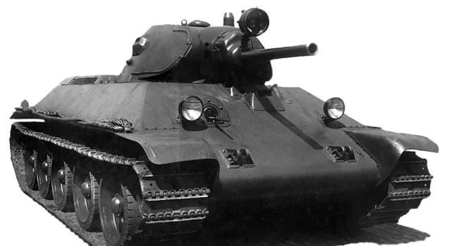 Історія Запитання-цікавинка: Який танк є наймасовішим середнім танком Великої Вітчизняної війни?