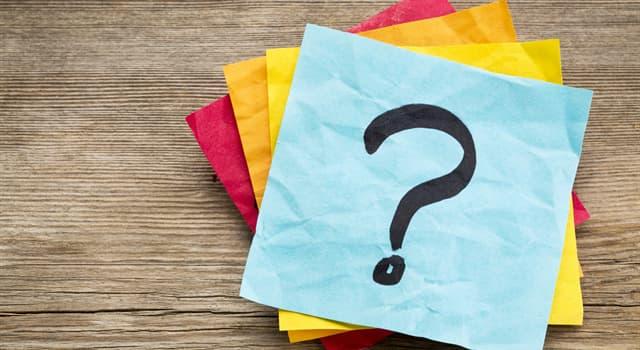 Historia Pregunta Trivia: ¿Quién inventó el termómetro?