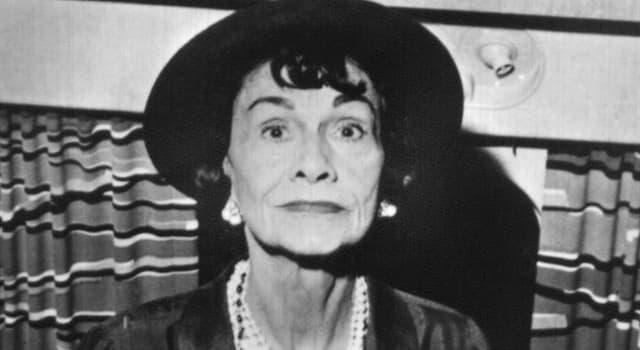 Kultur Wissensfrage: Wie ist der richtige Name von Coco Chanel?
