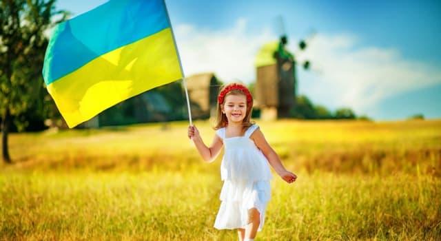 Geschichte Wissensfrage: Wer war der erste Präsident der Ukraine?