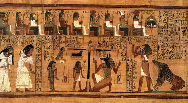 Історія Запитання-цікавинка: Хто, згідно античним авторам, є першим земним правителем Стародавнього Єгипту?