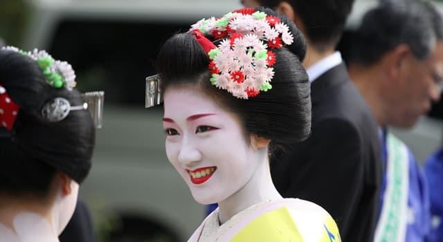 Kultur Wissensfrage: Stimmt es, dass die ersten Geishas die Männer waren?