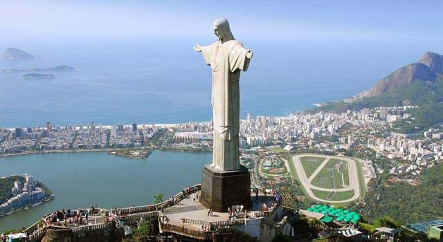 Geographie Wissensfrage: An wie viele Länder grenzt Brasilien?