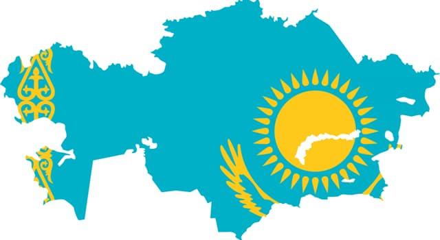 Географія Запитання-цікавинка: Зі скількома країнами межує Казахстан?