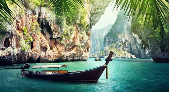 Географія Запитання-цікавинка: Зі скількома країнами межує Таїланд?