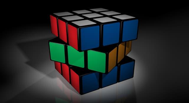 Суспільство Запитання-цікавинка: В якому році був винайдений кубик Рубіка?