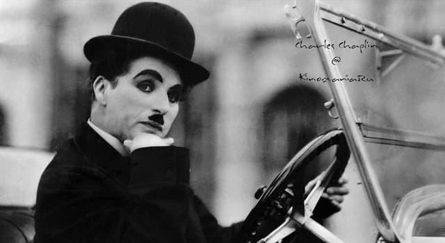 Історія Запитання-цікавинка: В якому місті народився Чарлі Чаплін?