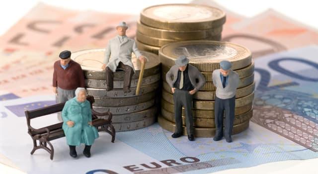 Історія Запитання-цікавинка: В якій державі вперше була введена пенсія (на державному рівні)?