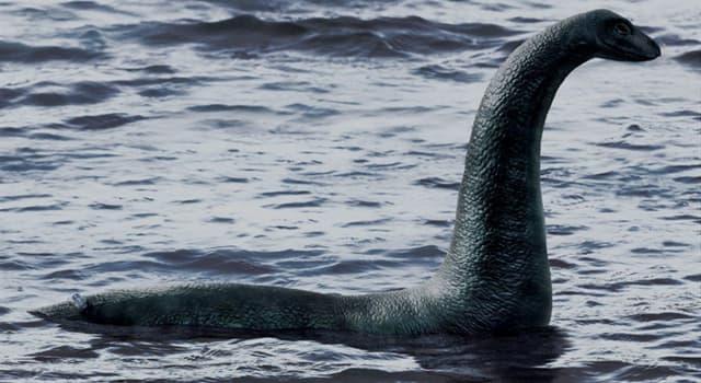 Культура Запитання-цікавинка: В озері якої країни за легендами мешкає Лох-Неське чудовисько?