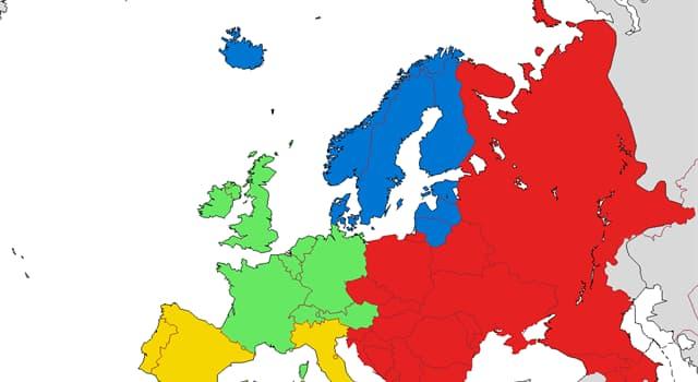 Geografia Pytanie-Ciekawostka: Jaka jest najbardziej wysunięta na południe stolica kontynentu europejskiego?
