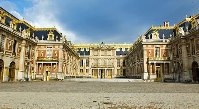 Kultura Pytanie-Ciekawostka: W jakim stylu został wykonany pałac wersalski?